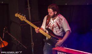 Henrik Freischlader Band @ Bluemonday 8