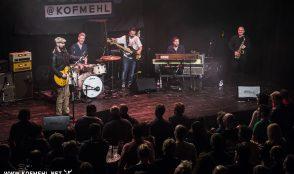 Henrik Freischlader Band @ Bluemonday 10