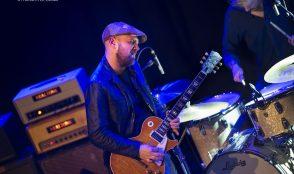 Henrik Freischlader Band @ Bluemonday 18
