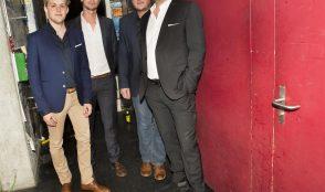 Dominic Schoemaker &Band@Bluemonday 1