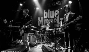 Dominic Schoemaker &Band@Bluemonday 9