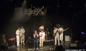 Los Tros Flamingos@BandX NordWest Final 2