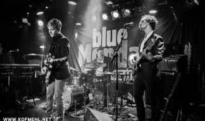 Dominic Schoemaker &Band@Bluemonday 45