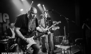 Dominic Schoemaker &Band@Bluemonday 51