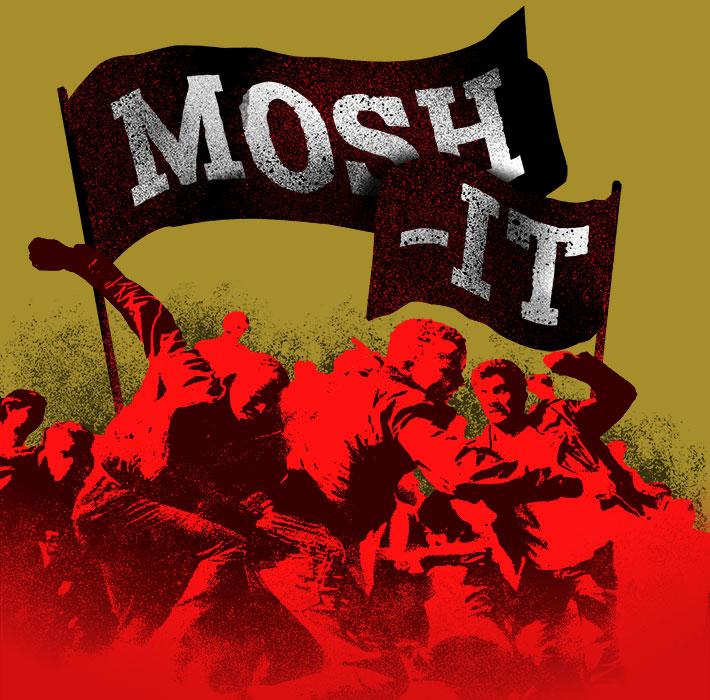 Mosh-It Vol.VIII