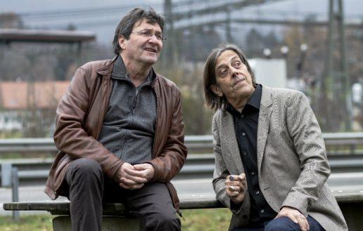Frisch bestätigt: Max Lässer & Pedro Lenz