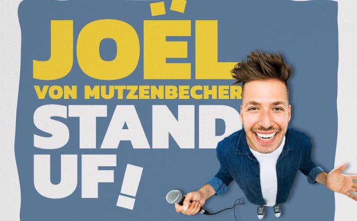 Frisch bestätigt: Joël von Mutzenbecher