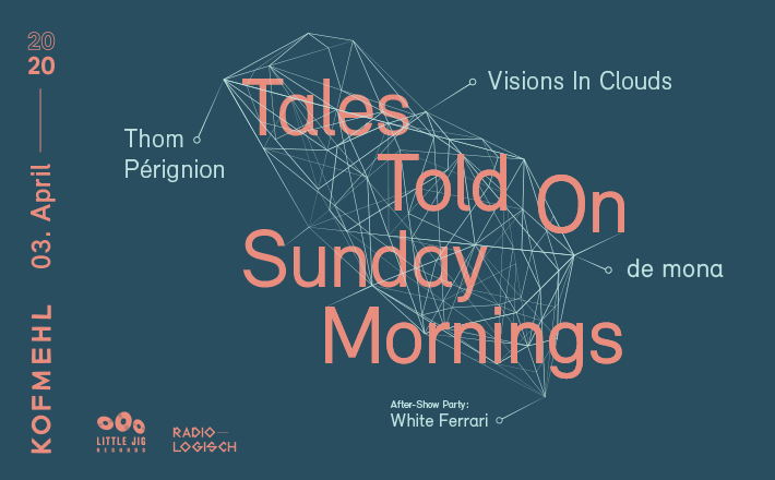 Frisch bestätigt: Tales Told On Sunday Mornings