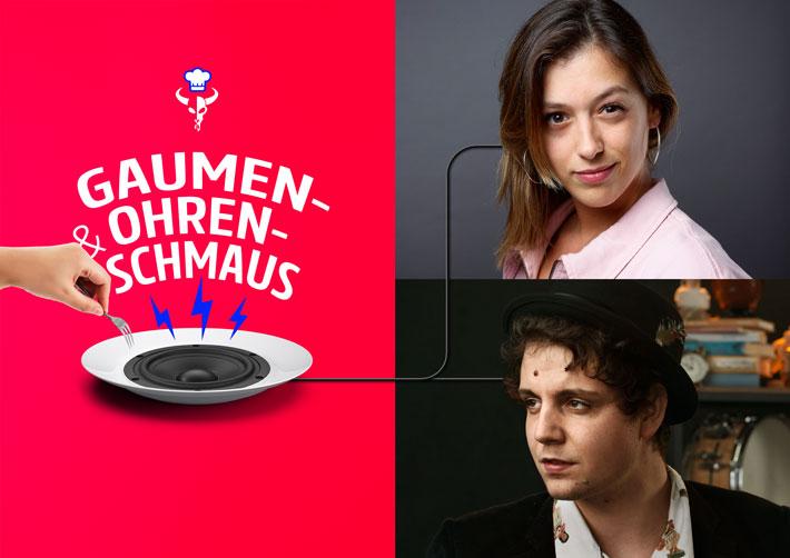 Frisch bestätigt: Gaumen- & Ohrenschmaus mit Lisa Christ & Dominik Muheim