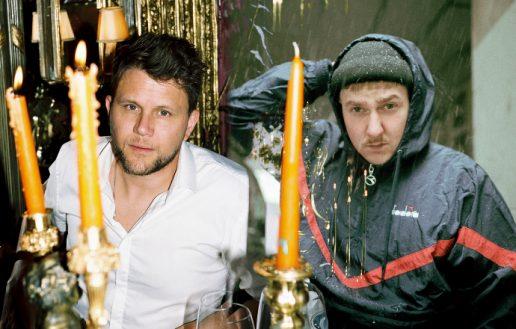 Frisch bestätigt: Luuk & Knackeboul