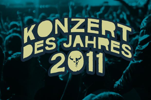 Konzert des Jahres 2011