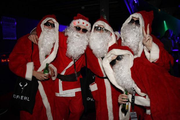 Weihnachtsshaker – die Fotos