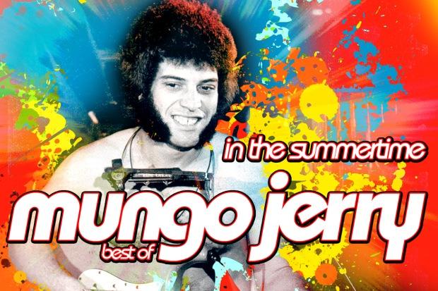 Mungo Jerry kommen