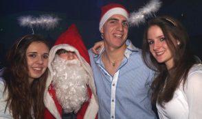 Die Weihnachtsshaker-Fotos 1
