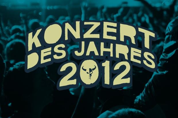 Konzert des Jahres 2012
