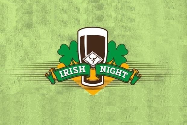 Irish Night ausverkauft