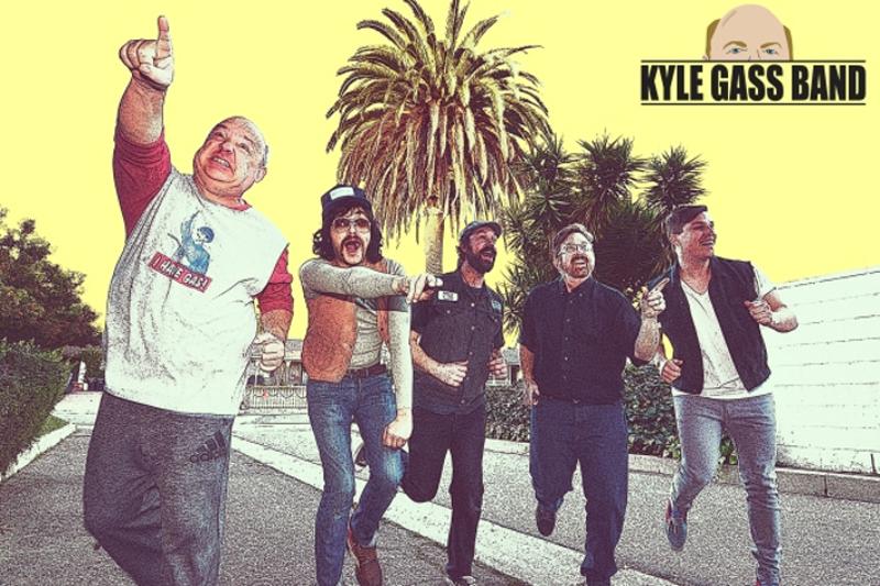 Kyle Gass Band (Tenacious D)