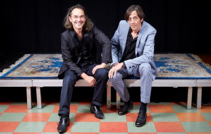 Pedro Lenz & Christian Brantschen