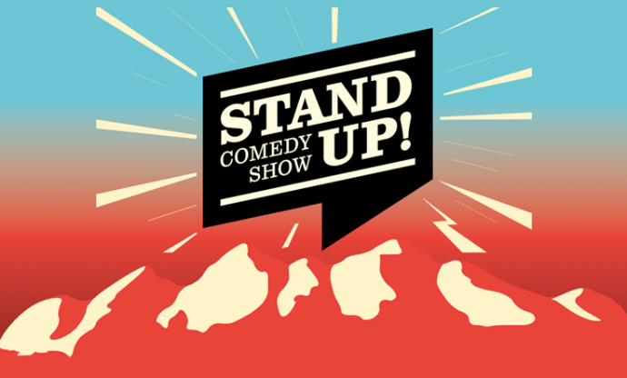 STAND UP! Swiss Comedy Tour