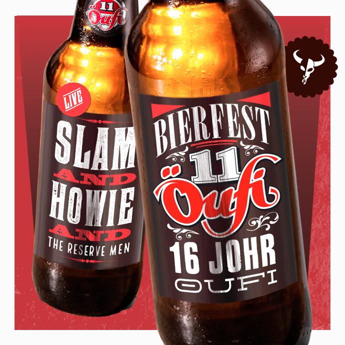 Bierfest – 16 Johr Öufi