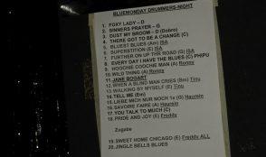 blueMonday Drummernight 1