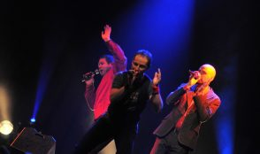 The Flying Pickets 5