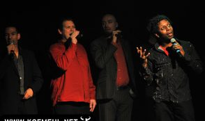 The Flying Pickets 9