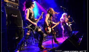 Dragonforce / Huntress / Kissin' Dynamite 38