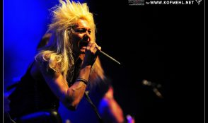 Dragonforce / Huntress / Kissin' Dynamite 44
