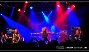 Dragonforce / Huntress / Kissin' Dynamite 48