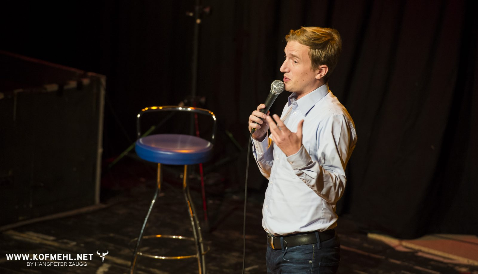 Sungard Exhibition Stand Up Comedy : Stand up comedy show kulturfabrik kofmehl