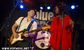 Johnny Fontane & The Rivals feat. Justina lee Brown @ blueMonday 14
