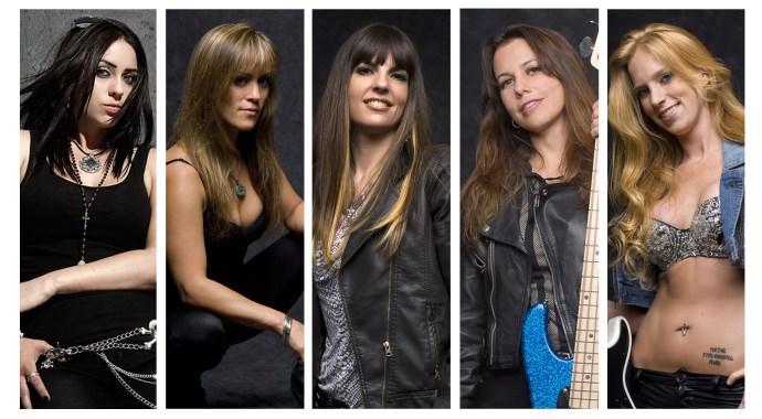 Frisch bestätigt: The Iron Maidens