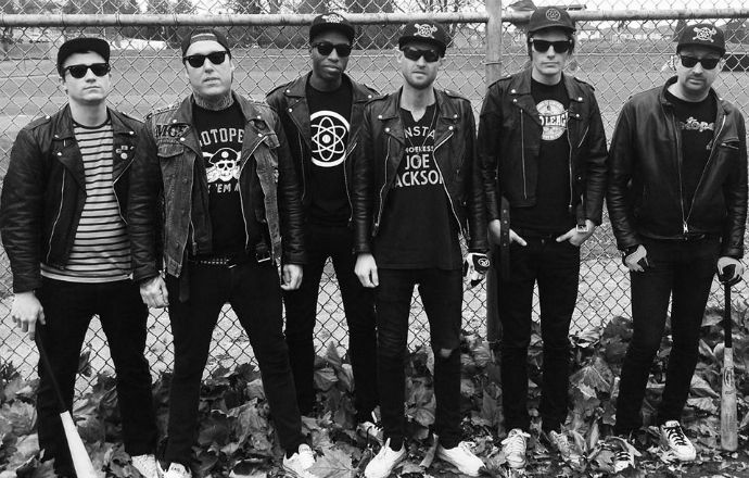 Isotopes Punk Rock Baseball Club