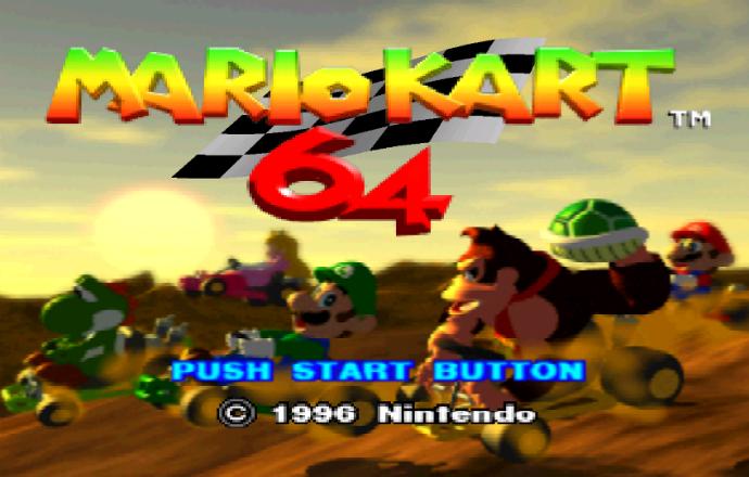 Nintendo 64 Turnier