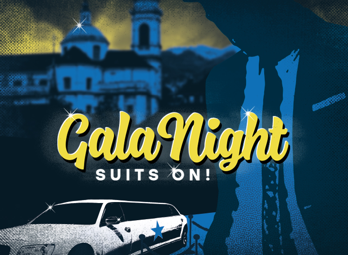 Gala Night – Suits On