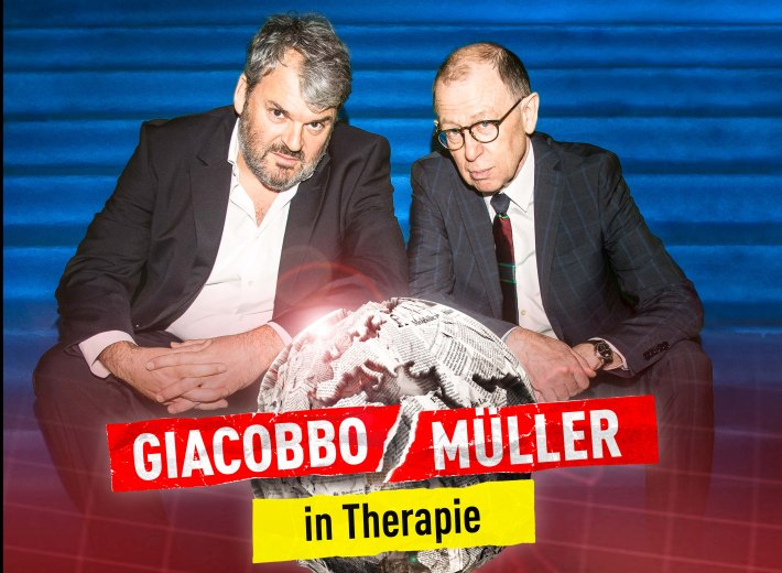Giacobbo / Müller in Therapie