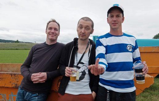 Frisch bestätigt: Knöppel & Jack Stoiker