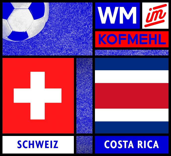Schweiz – Costa Rica