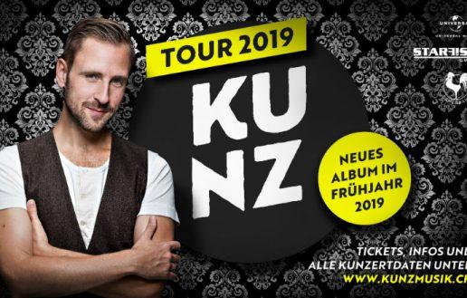 Frisch bestätigt: Kunz