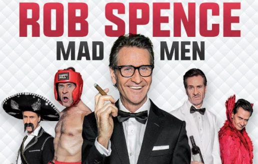 Frisch bestätigt: Rob Spence