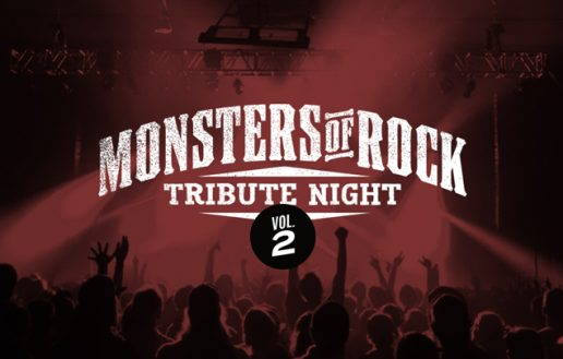 Frisch bestätigt: Monsters Of Rock Tribute Night Vol. 2
