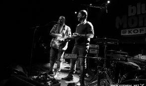 Sascha Knell & Band @ Bluemonday 1