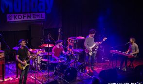 Sascha Knell & Band @ Bluemonday 18