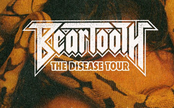 Frisch bestätigt: Beartooth