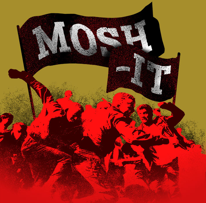 Mosh-It Vol.IX