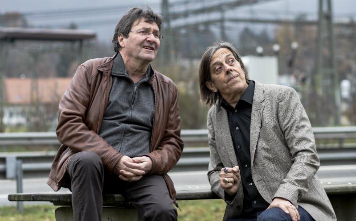 Max Lässer & Pedro Lenz