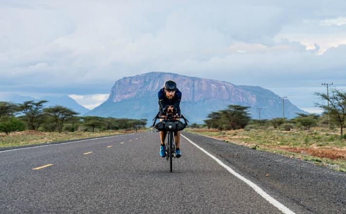Jonas Deichmann – Cape to Cape