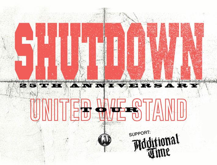 Frisch bestätigt: Shutdown