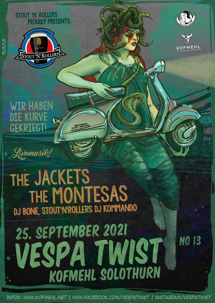 Frisch bestätigt: Vespa Twist 2021